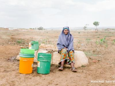 WaterAid Climate Change